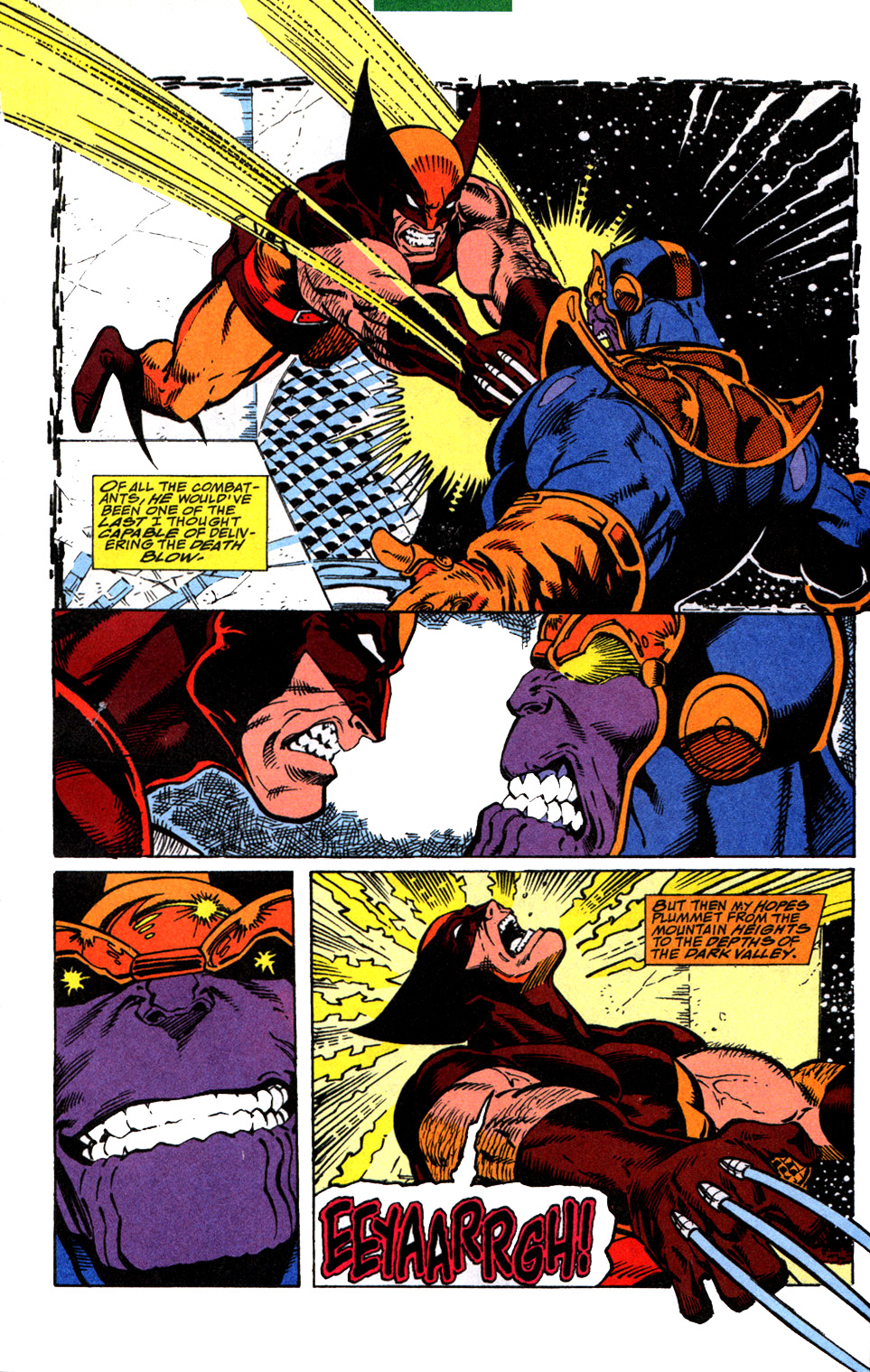 The Infinity Wart Saga Part 1 Issue: The Infinity Gauntlet 8of12 - Gallery