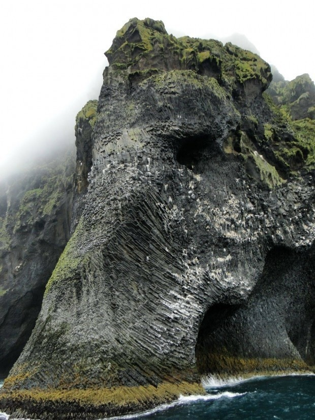 4 - The Elephant Rock in Heimaey in Iceland