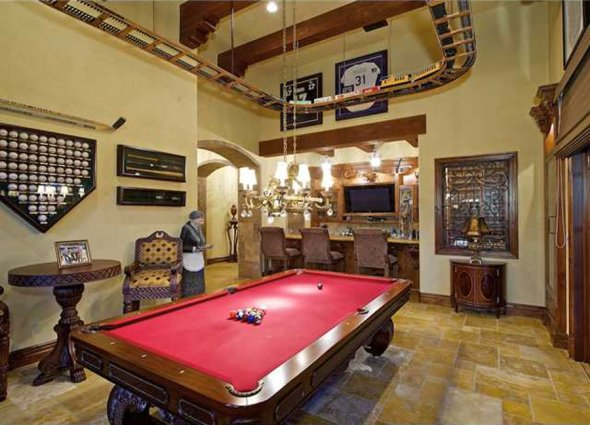 27 32 awesome man caves - Man Caves