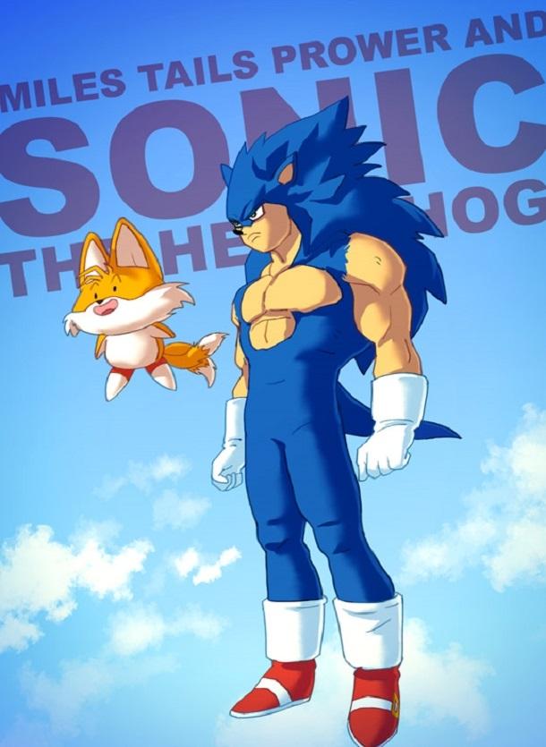 Image result for sonic the hedgehog movie meme
