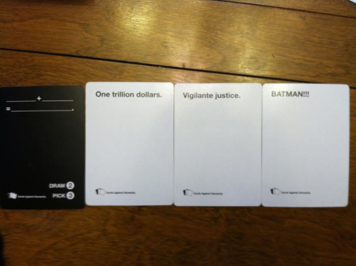 20 Hilarious Yet Twisted Cards Against Humanity Answers Funny