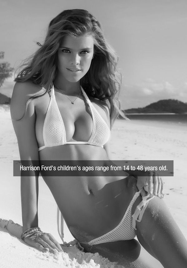 20 beautiful babes and fascinating facts to satisfy your needs - ftw