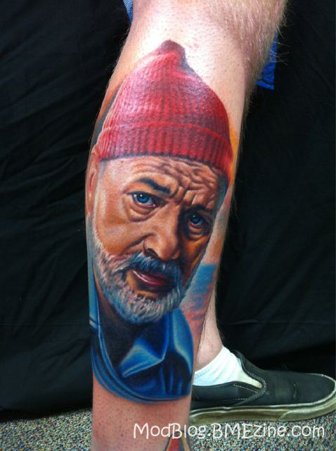Bill effing murray pictures to pin on pinterest tattooskid for Tom arnold tattoo