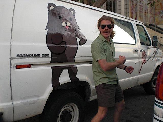 Pedo Van Picture Bear Gallery Hussyfan Girl