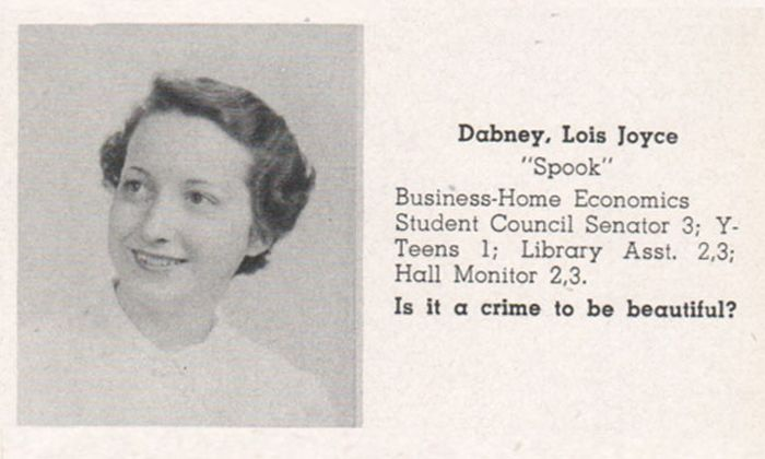 Vintage High School Yearbook Gallery EBaums World - 20 funny celebrity yearbook photos