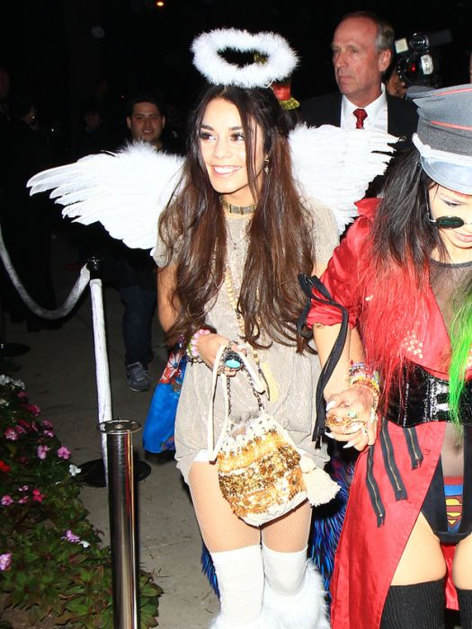 7 vanessa hudgens - Halloween Costume Celebrities