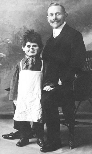 Creepy Old School Photos