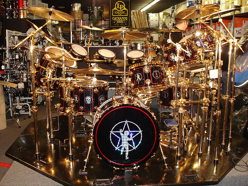 Interesting and Cool Drum Sets - Gallery | eBaum's World
