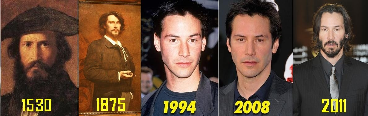 Image result for celebrity doppelganger history