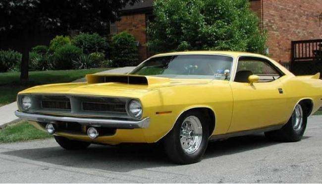 8 1970 barracuda