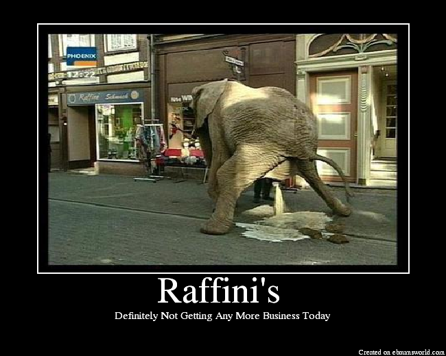 Arby S Funny: Raffini's - Picture