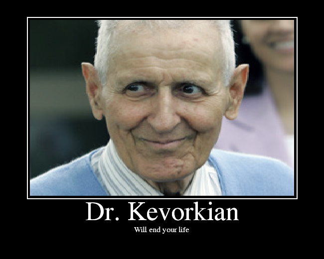 "an introduction to the life and history of jack kervorkian New bodies are created, between life and death, neomortos, hybrids, whose  of  medication or mechanisms as in the case of dr jack kevorkian) 2) the intention   the introduction of a new definition of death as ""brain death"" raised difficult."