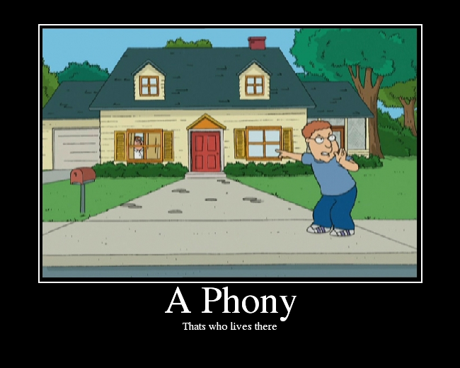 Phony - Picture