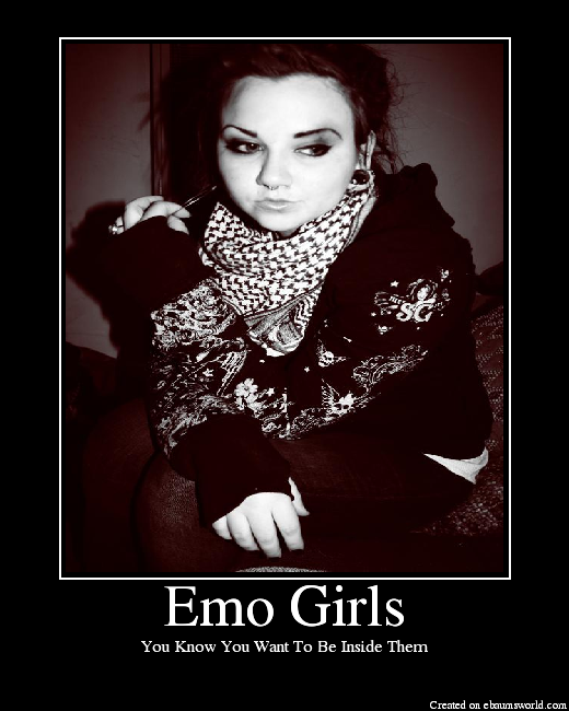 Fat Emo Girls http://www.ebaumsworld.com/pictures/view/345917/