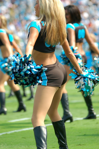 Sexy cheerleader ass pics