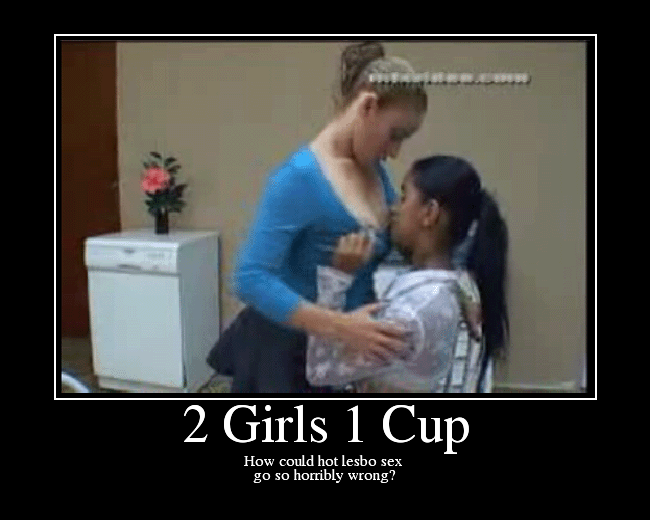 2 Girls 1 Cup Video  shockchancom