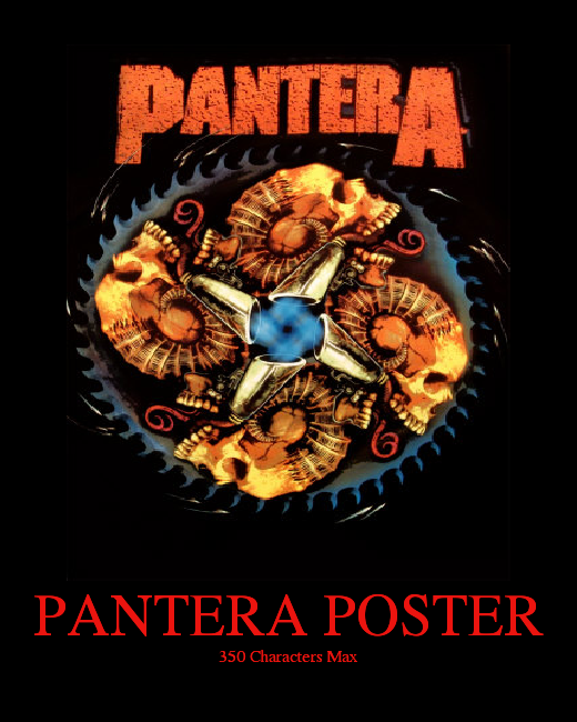 pantera poster picture ebaums world