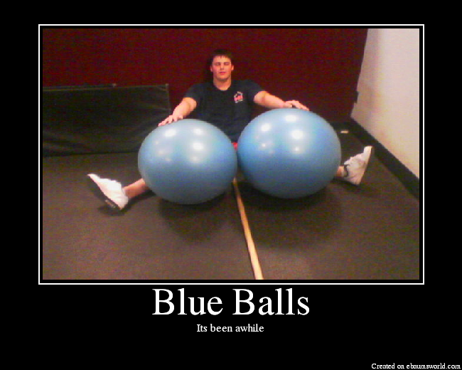 What Are Blue Balls 21