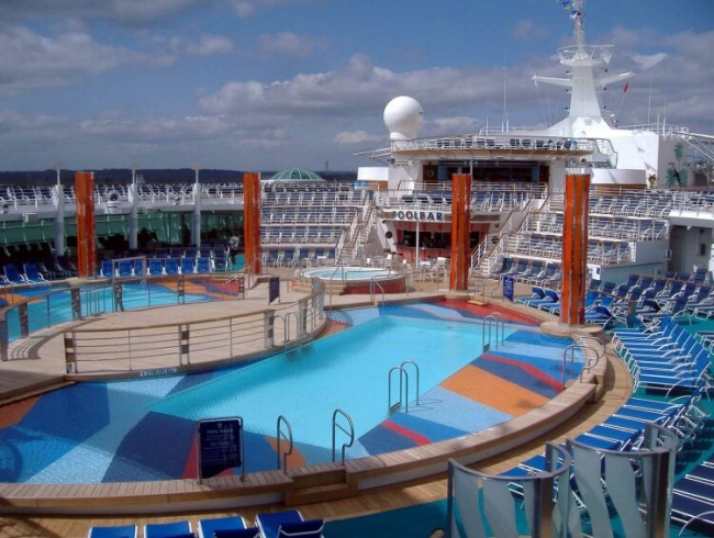 Worlds Largest Cruise Ship - Gallery | eBaum's World