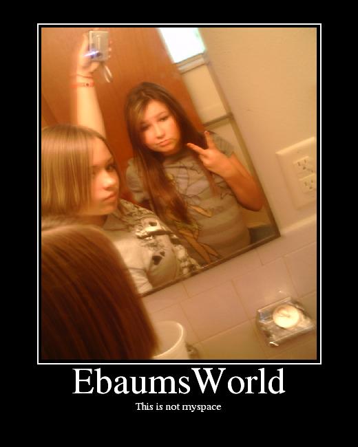 End of the world ebaums world