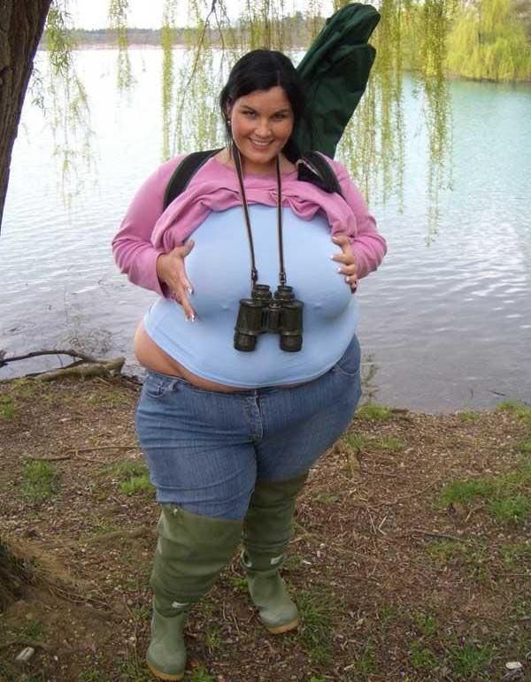 Bilderesultat for ugly woman fishing