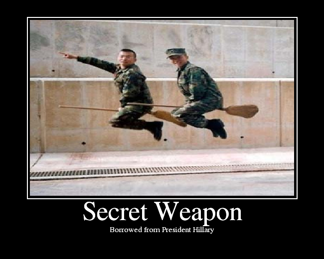 The secret weapon of luftwaffe