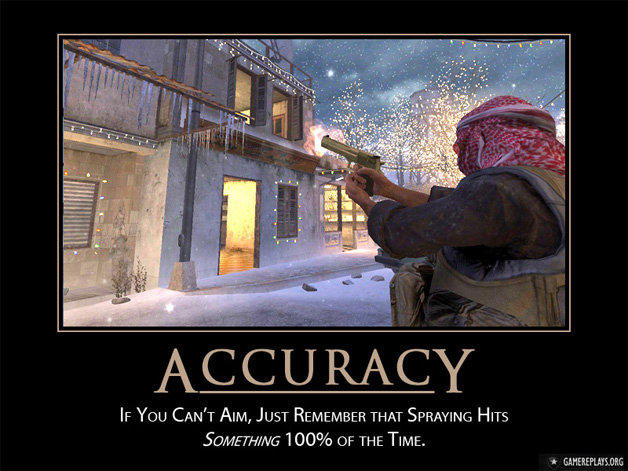 Funny Motivational Memes : Call of duty 4 modern warfare de motivational posters gallery