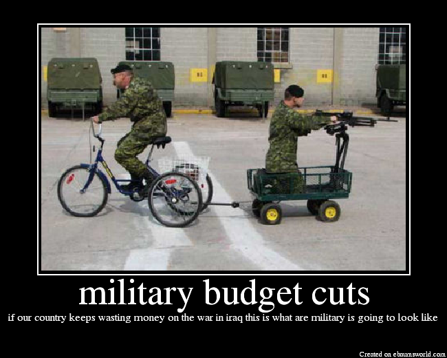 military spending quotes