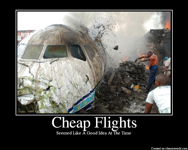 Cheap flights image