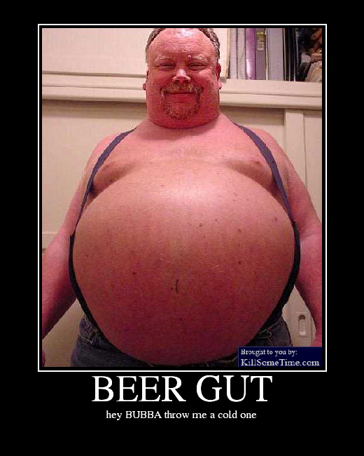 Beer Gut Picture Ebaum S World