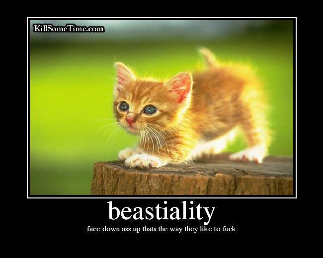 beastialety