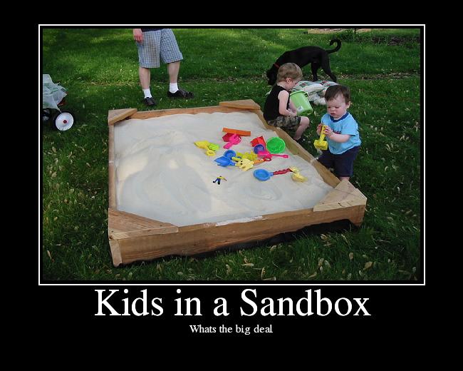 2 Kids 1 Sandbox  Video Dailymotion