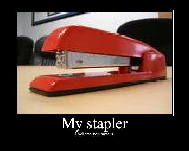 Mystapler my stapler picture ebaum's world