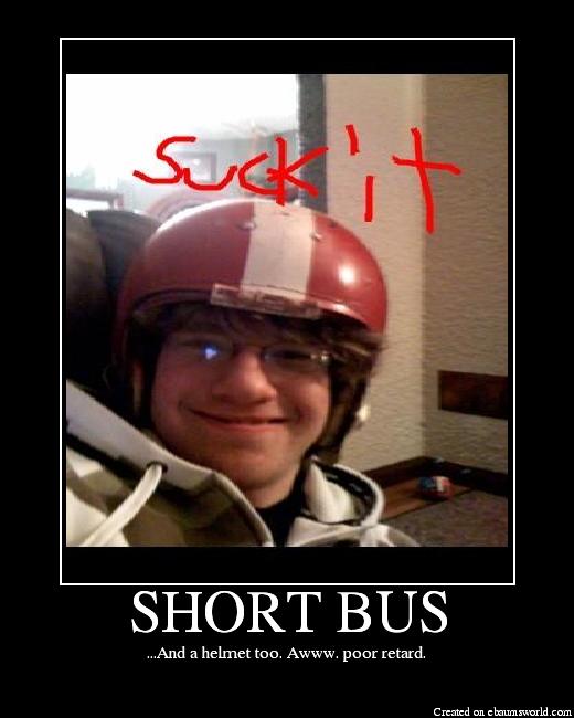 Short bus picture ebaum 39 s world for Window licker meme