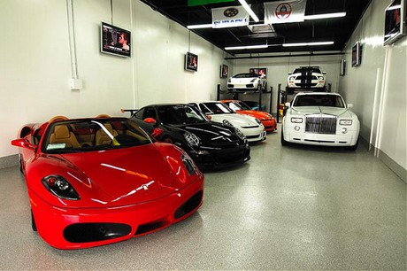 Ultimate Car Garages