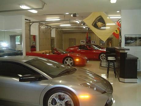 Ultimate Car Garages - Gallery | eBaum's World