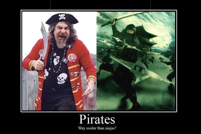 Ass Pirate 91