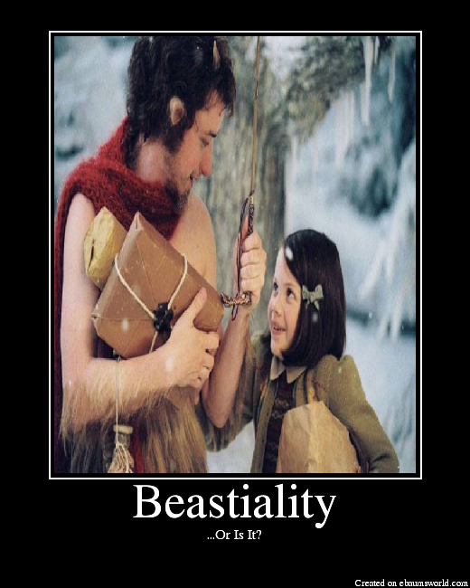 beasriality