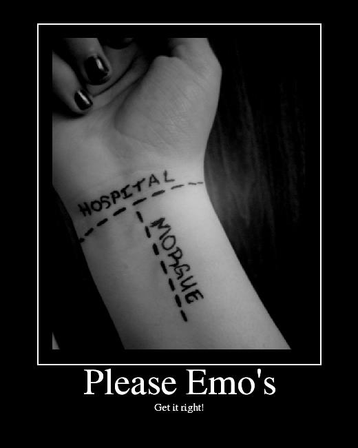 Please Emo's - Picture