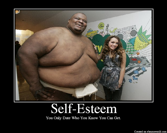 selfesteem dating If you're dating someone who is insecure, there are some definite dos and  and  in term end up lacking just a bit in the self-esteem department.