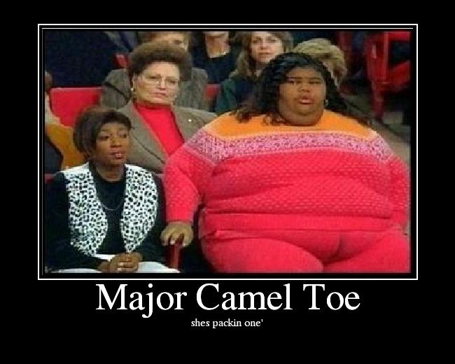Major Camel Toe