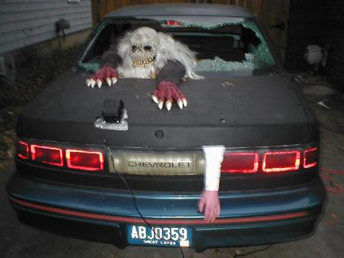 Halloween Costumes For Your Car