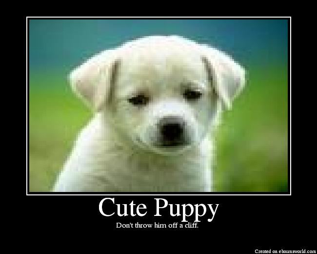 Puppy twitch chat