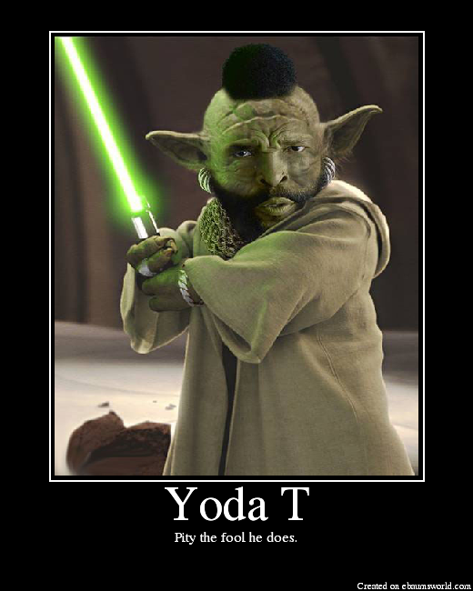 Yoda T - Picture