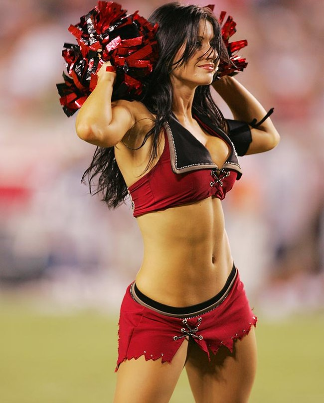 NFL cheerleaders in pictures FOX Sports