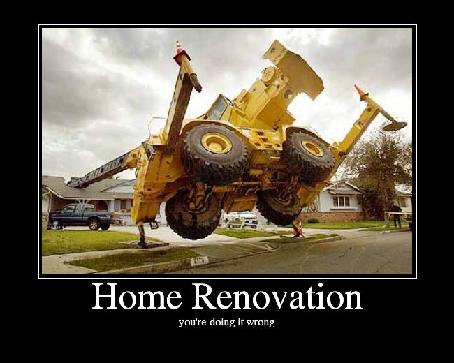 Home Renovation Picture Ebaum 39 S World
