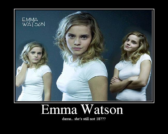 emma watson rule 34