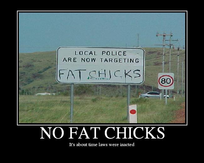 Too Many Fat Women NOFATCHICKS-1