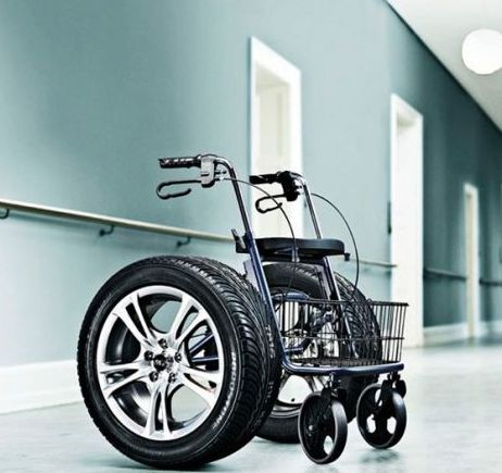 Merveilleux This Is The Best Wheelchair Ever