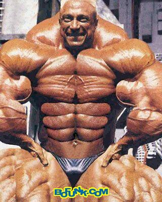 Biggest Muscles Ever!! - Picture | eBaum's World